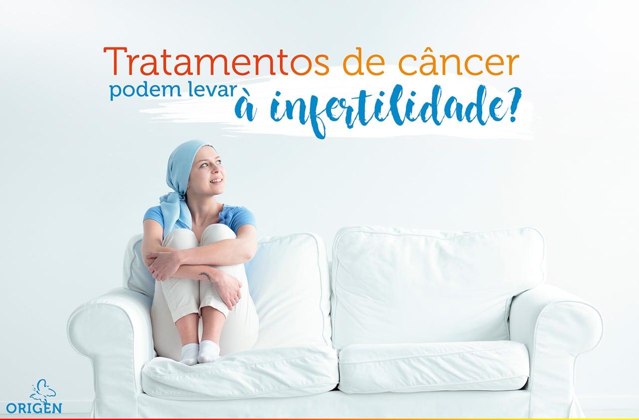 Afinal, os tratamentos de câncer podem levar à infertilidade?