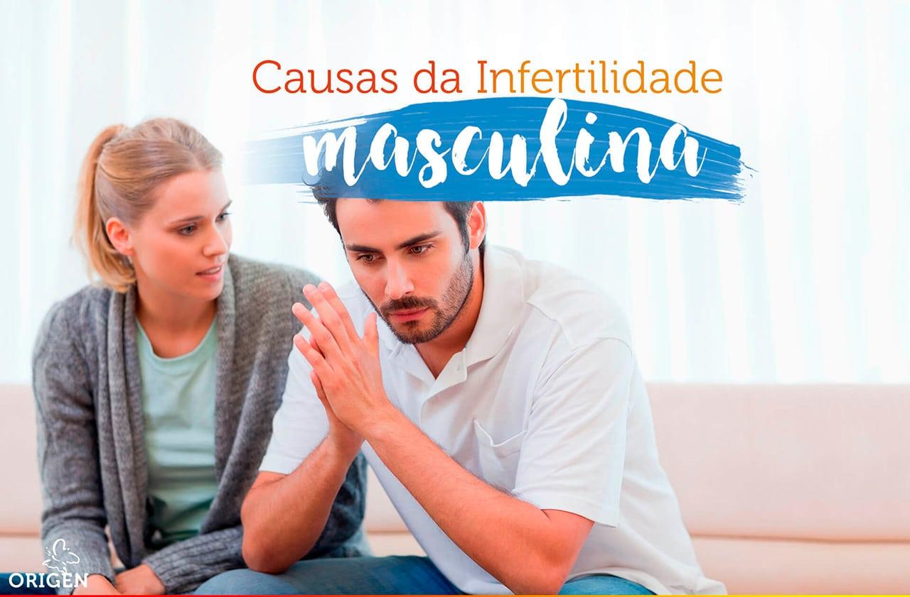 As principais causas da infertilidade masculina