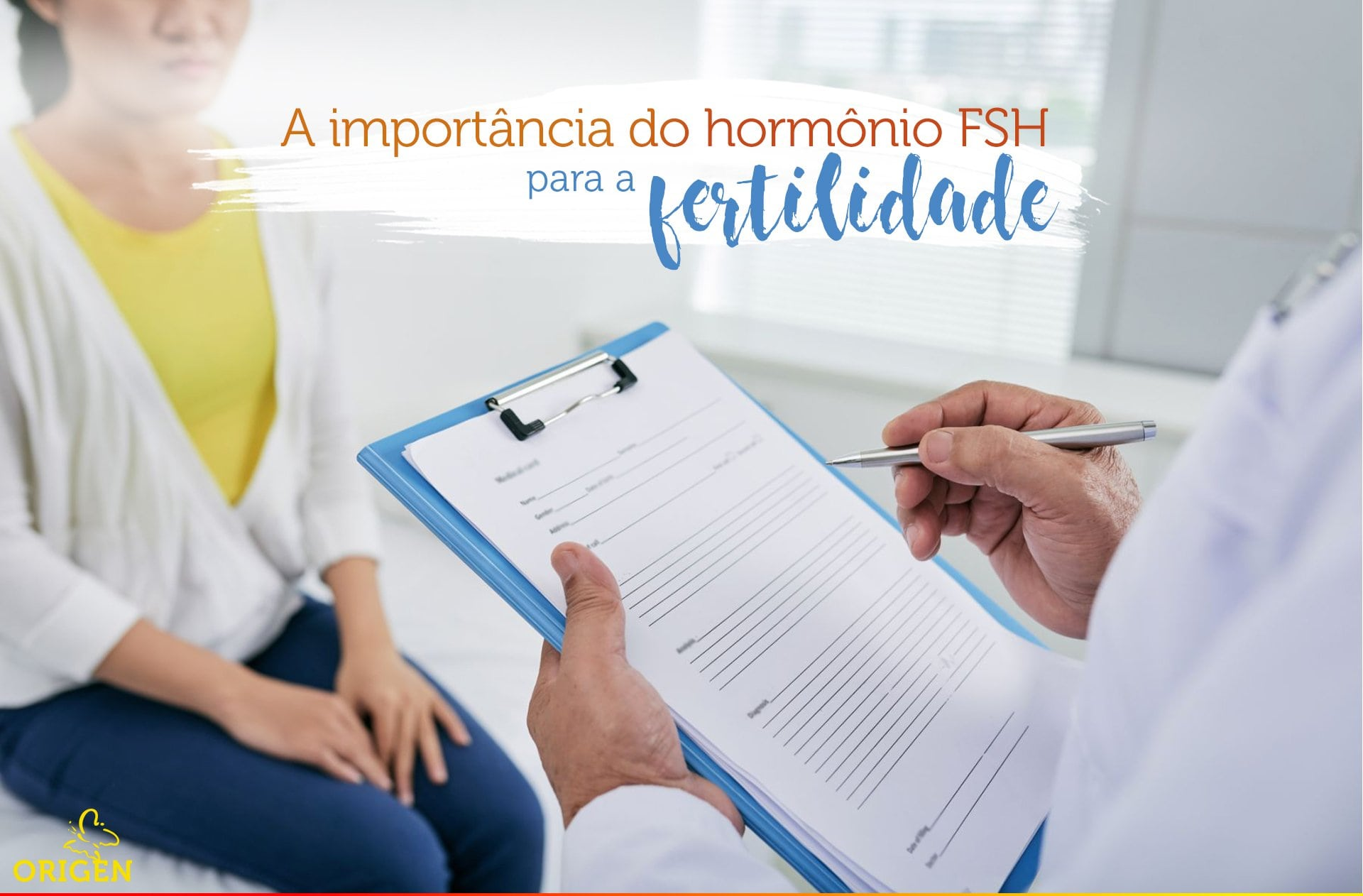 Conheça a importância do hormônio FSH para a fertilidade