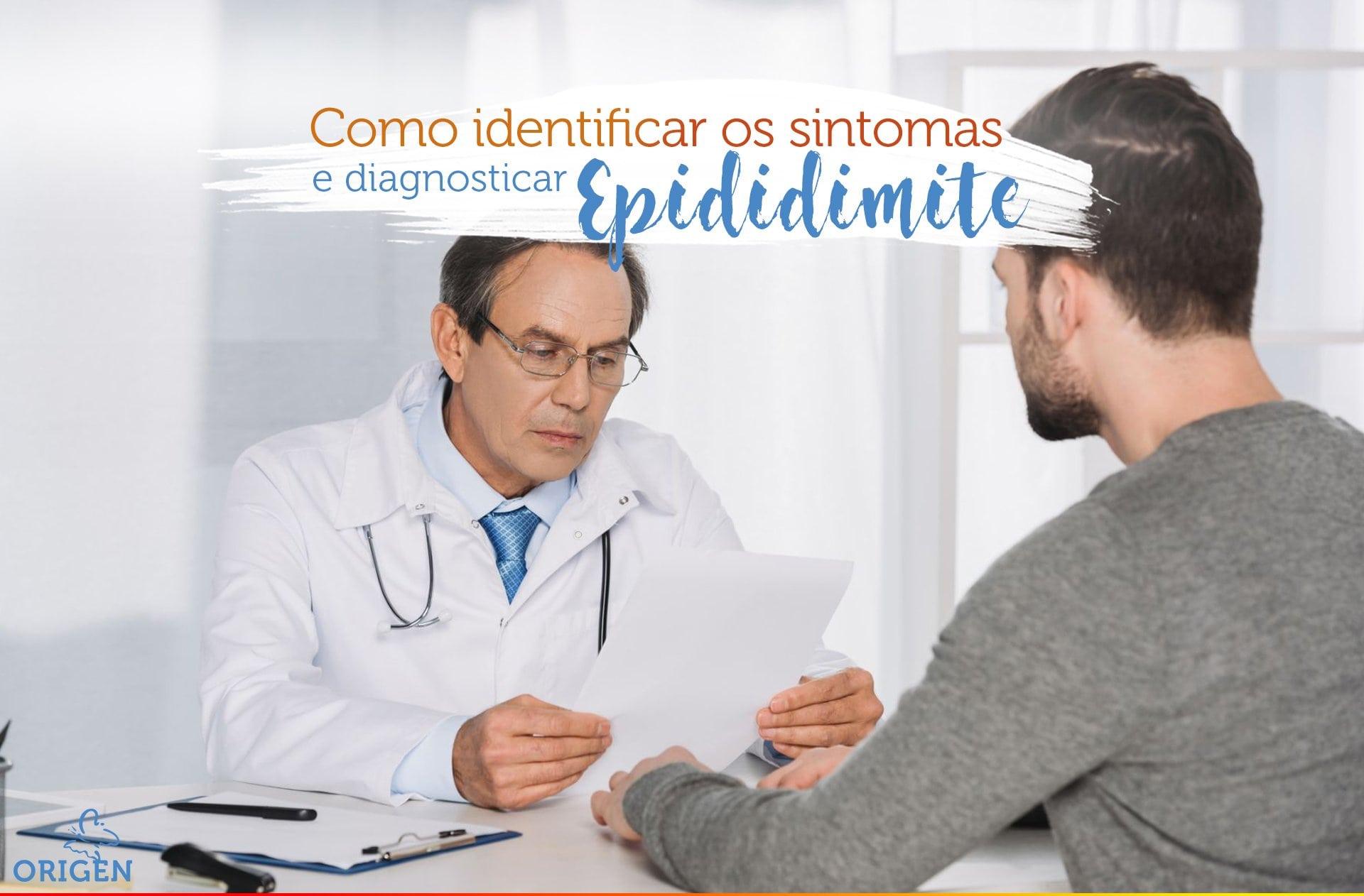 Epididimite: entenda como identificar os sintomas e diagnosticar