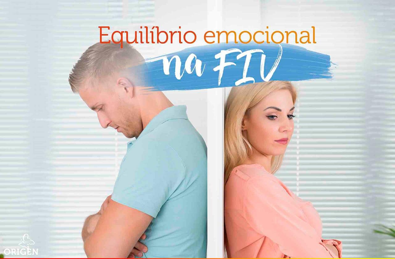 Equilíbrio emocional no tratamento de fertilização in vitro
