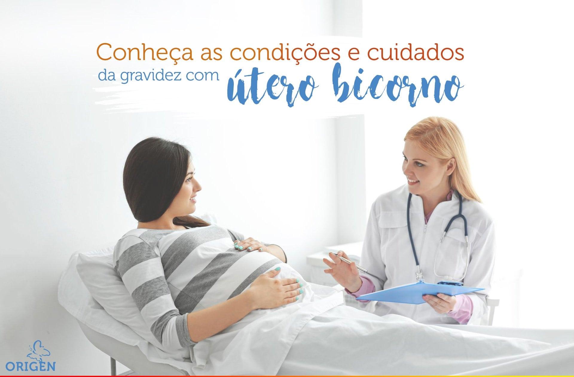 Gravidez com útero bicorno: conheça as condições e cuidados