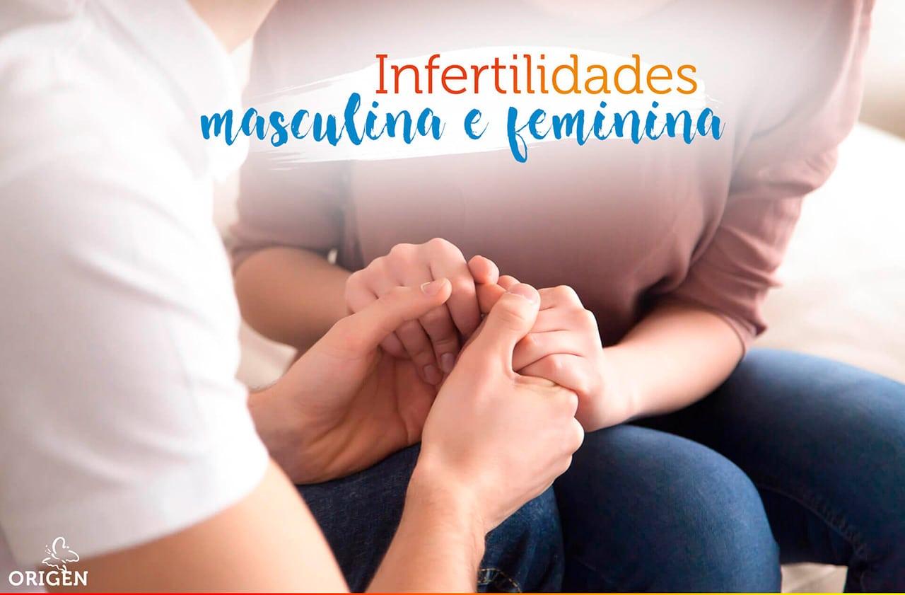 Infertilidades masculina e feminina