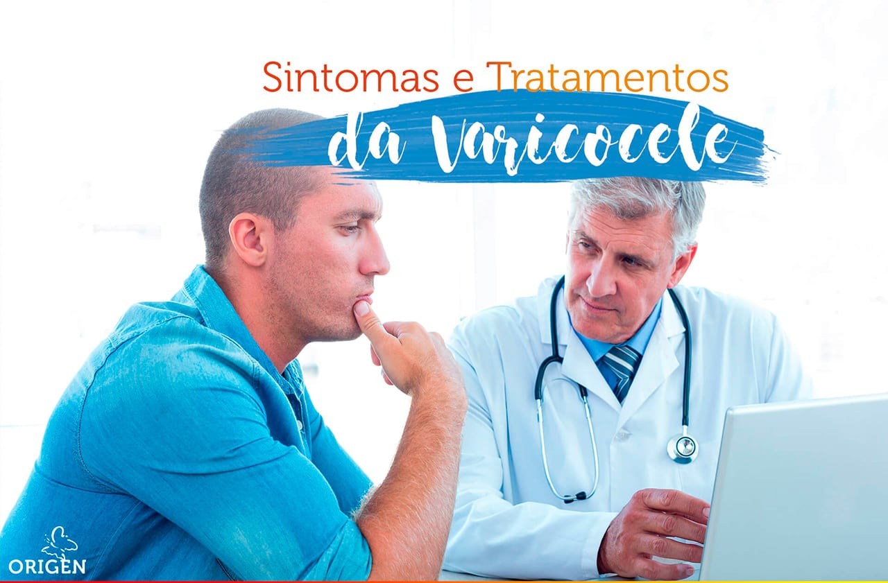 Varicocele: conheça os principais sintomas e tratamentos da doença