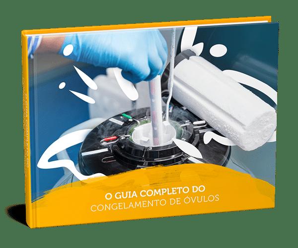E-book Congelamento de Óvulos