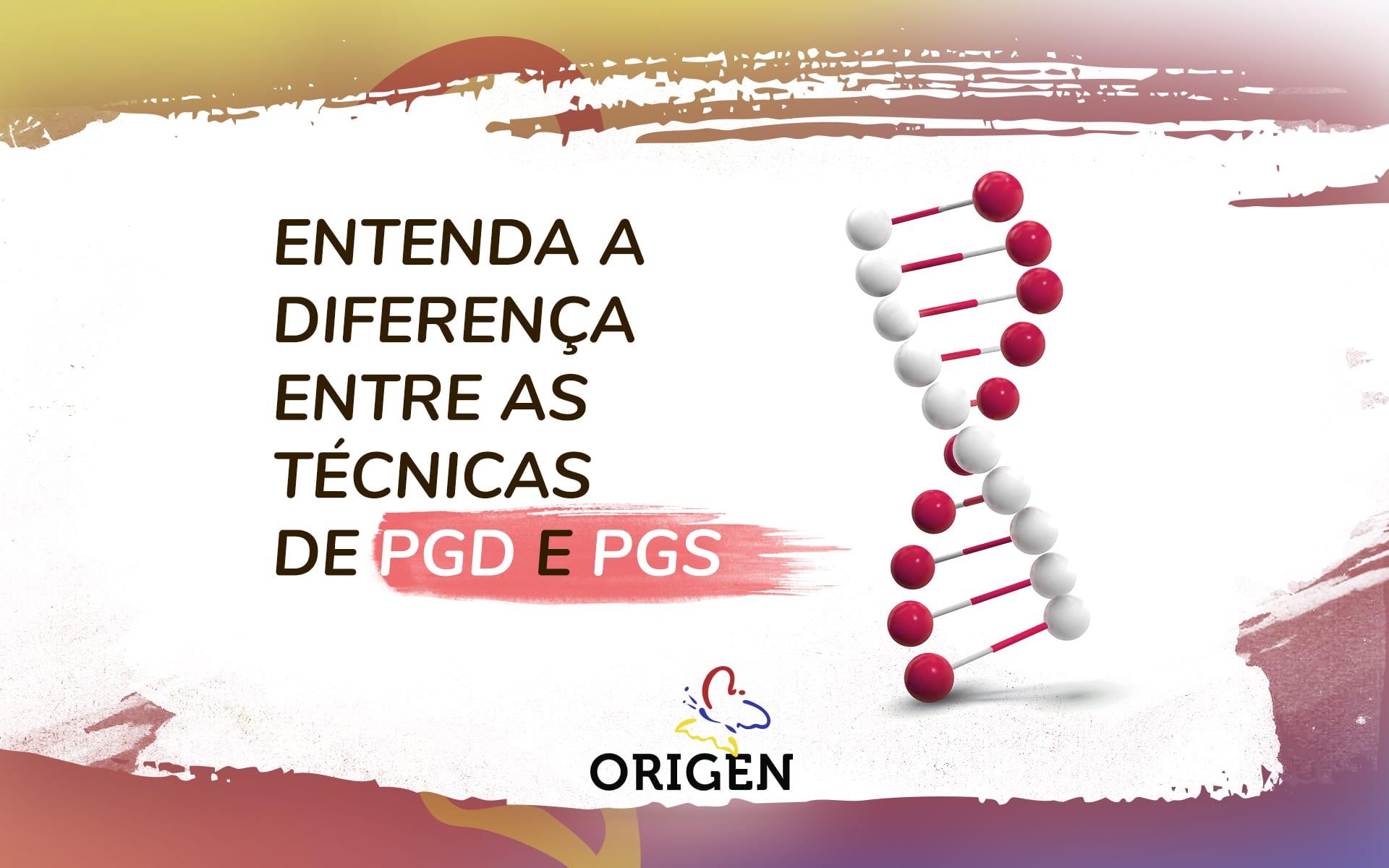 Diferença entre PGD e PGS