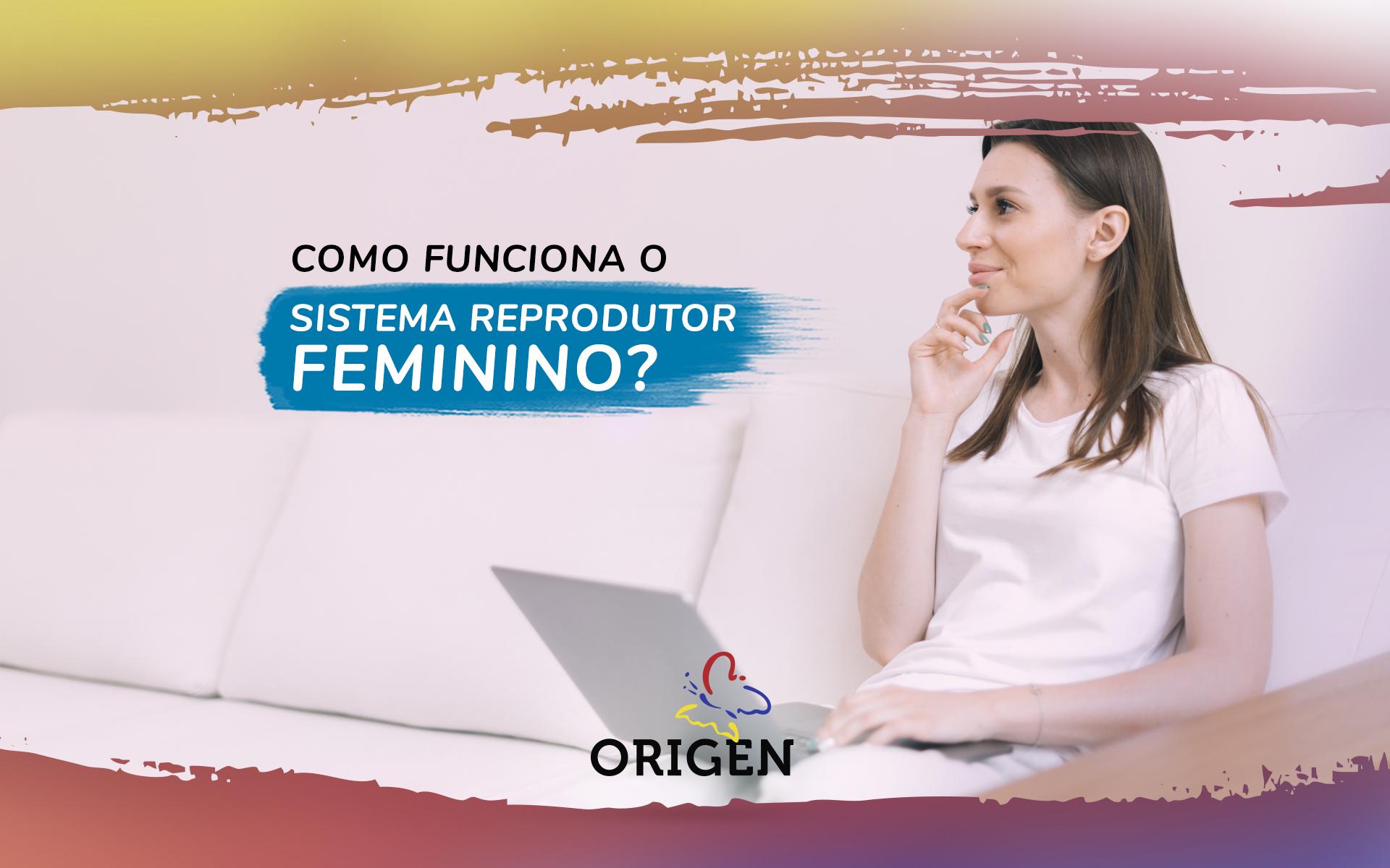 Como funciona o sistema reprodutor feminino?