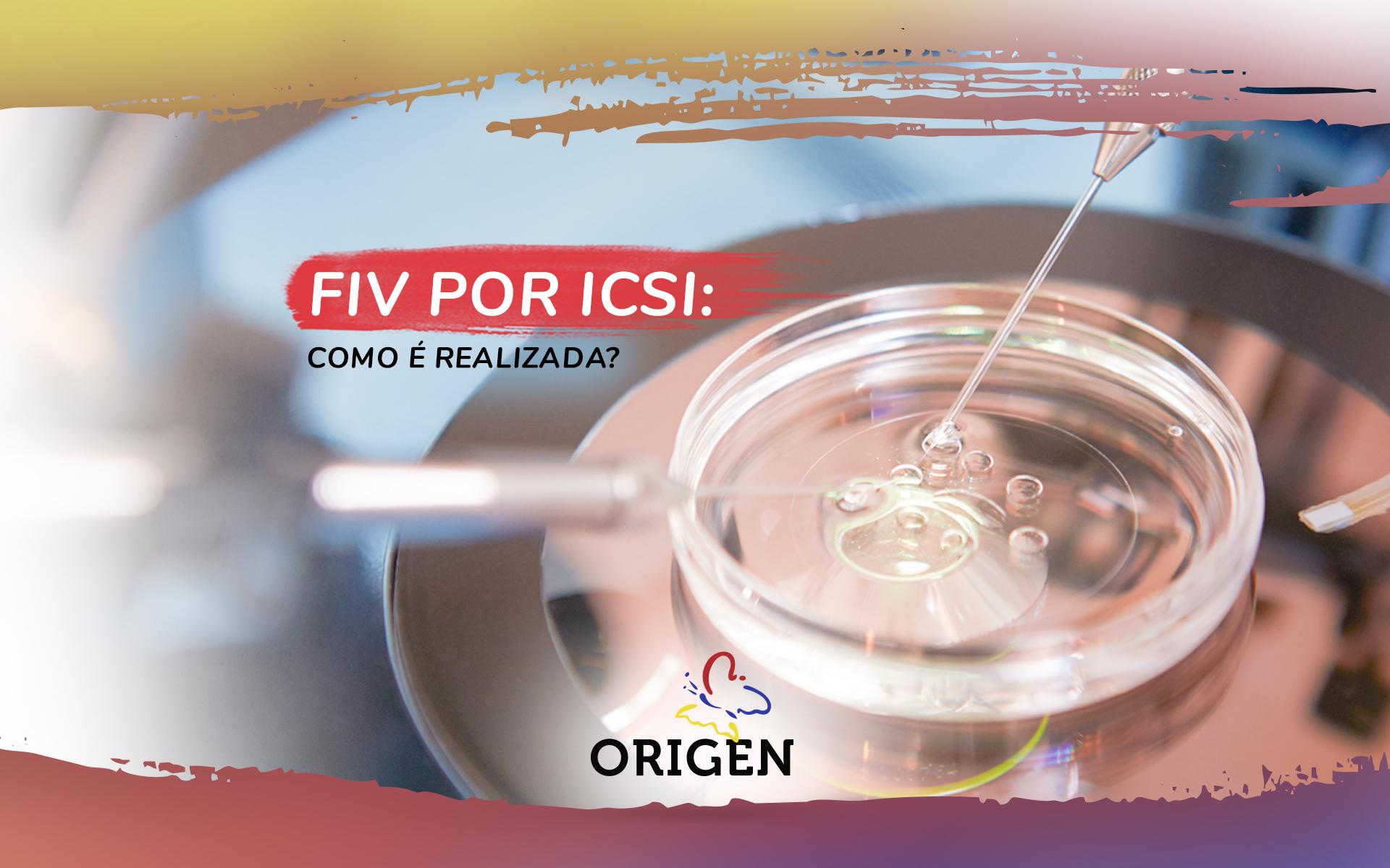 FIV por ICSI: como é realizada?