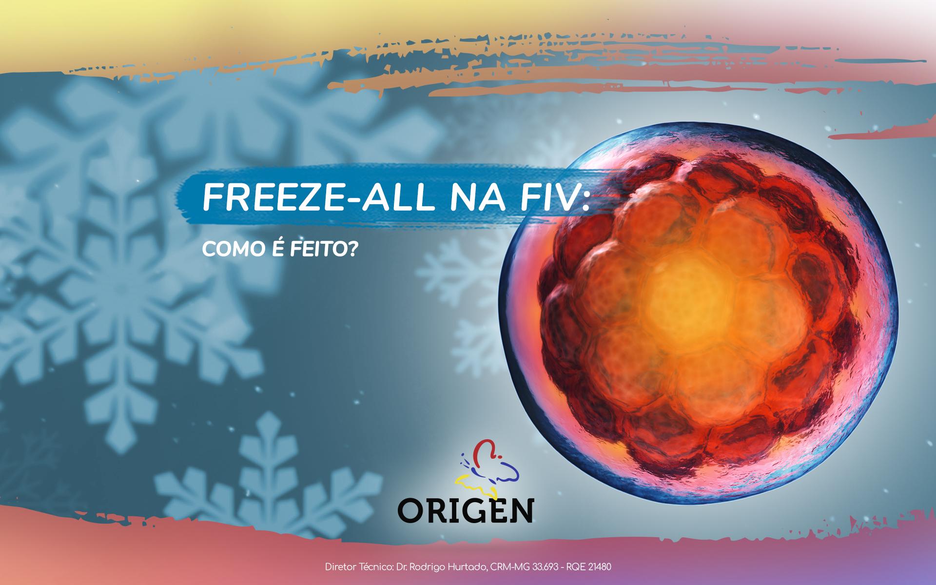 Freeze-all na FIV: como é feito?